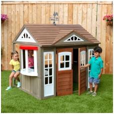 Vaikiškas medinis namelis NS P280097