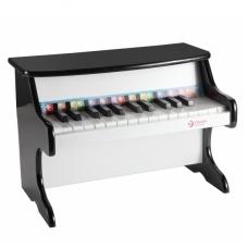 Vaikiškas medinis pianinas NS CW2817