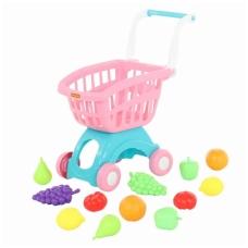 Vaikiškas prekių vežimėlis su prekėmis NS 71392