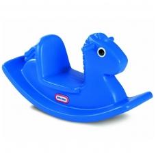 """Vaikiškas siūbuoklis, mėlynas """"Arkliukas"""" 4279"""