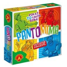 """Vaikiškas stalo žaidimas, lenkų kalba """"Pantomina"""" NS 019957"""