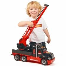 Vaikiškas sunkvežimis su kranu NS 56771