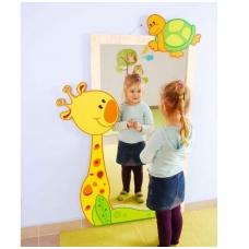 """Veidrodžio dekoracija """"Žirafa"""""""