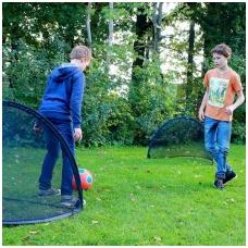 Vaikiškų futbolo vartų rinkinys NS A030.401.00
