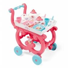 """Vaikiškų indų rinkinys su vežimėliu """"Disney"""", 17 elementų NS 310572"""