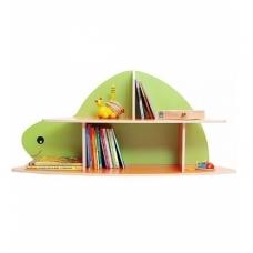 """Knygų lentyna """"Vežliukas"""""""